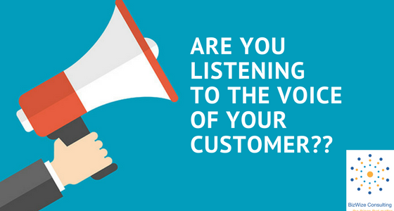 """Do we really listen to the """"voice of the customer?"""""""